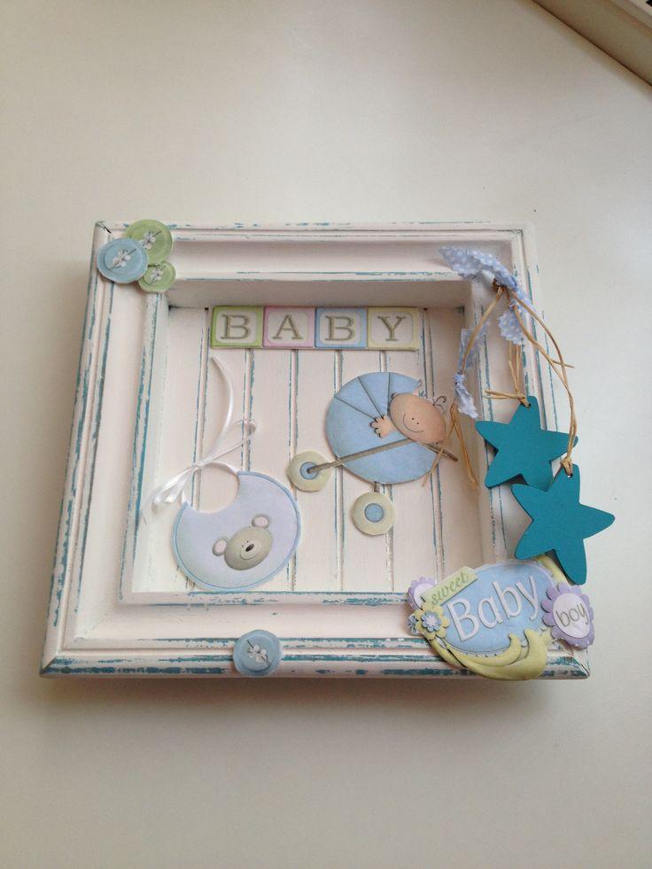 Bebek odası pano