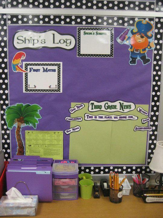 Image result for purple classroom decor