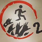 Zombies, Run! The story continues. The zombie apocalypse is still raging and this app is tracking your run, which just so happens to double as a mission to save the human race. The further and faster you go, the more supplies you collect in this game-based app.