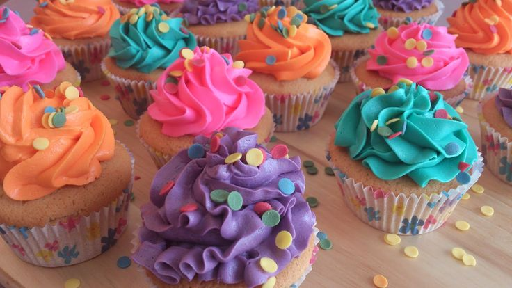 Mi Toque Mas Dulce: Cupcakes sin gluten