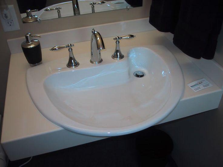 Best Bathroom Remodel Images On Pinterest Bathroom Remodeling - Splash guard for bathroom sink for bathroom decor ideas