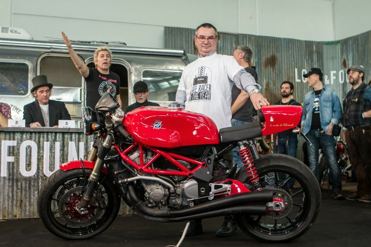 Contest Cafe Racer of The Year