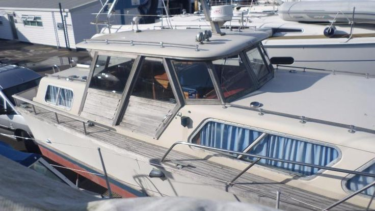 28 for sale UK, boats for sale, used boat sales, Motor Boats For Sale 1980 Todd Tornado Suncraft 28 - Apollo Duck