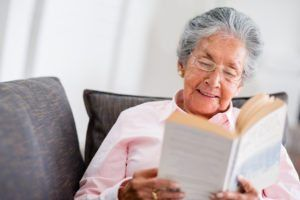 Senior Care Roseville MN National Get Caught Reading Month: Join Your Mom and Explore Books Made Into Movies