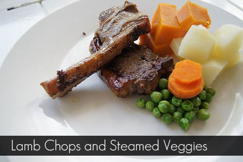 Lamb Chops Recipe - s super simple way to cook lamb chops for the family.