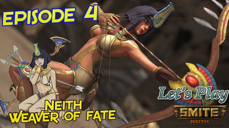 Neith Conquest 5vs5 - Let's Play Smite Xbox one episode 4