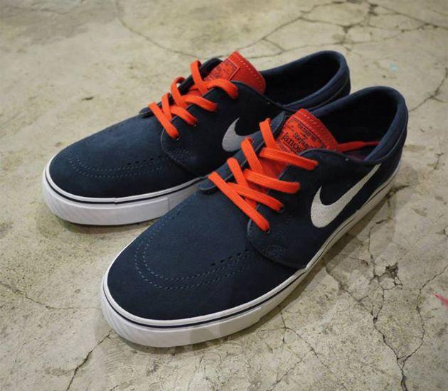Nike Sb Midnight Navy