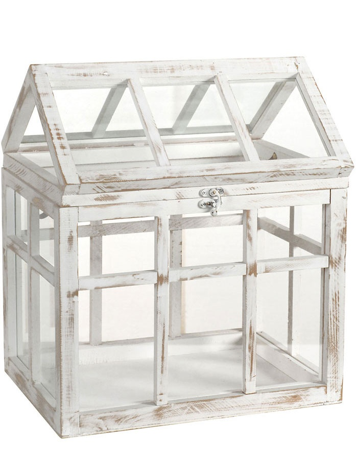 One Kings Lane - The Fall Farmhouse - Weathered Greenhouse - 20 Best Terrarium Images On Pinterest Terrariums, Glass