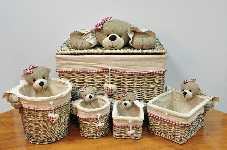 корзины для детей