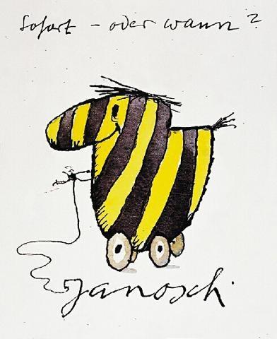 Tigerente - Janosch