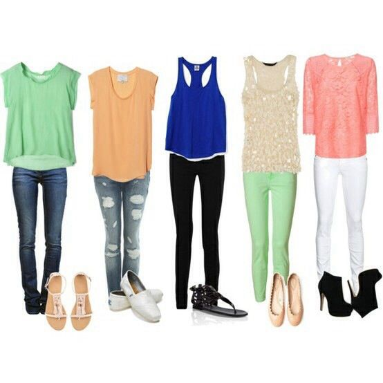 18 Cute Spring Outfits for School Girls – Fashion and Tips Going to school in spring, you might be worried about what to wear? It is the wish of every young girl like you to look attractive, active, pretty when going to school.