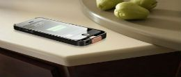 DuPont Corian solid surface is a granite like material that when teams with PMA wireless charging technology, creates a bench top or table top where you can charge your phone simply by placing the phone down on it's surface.