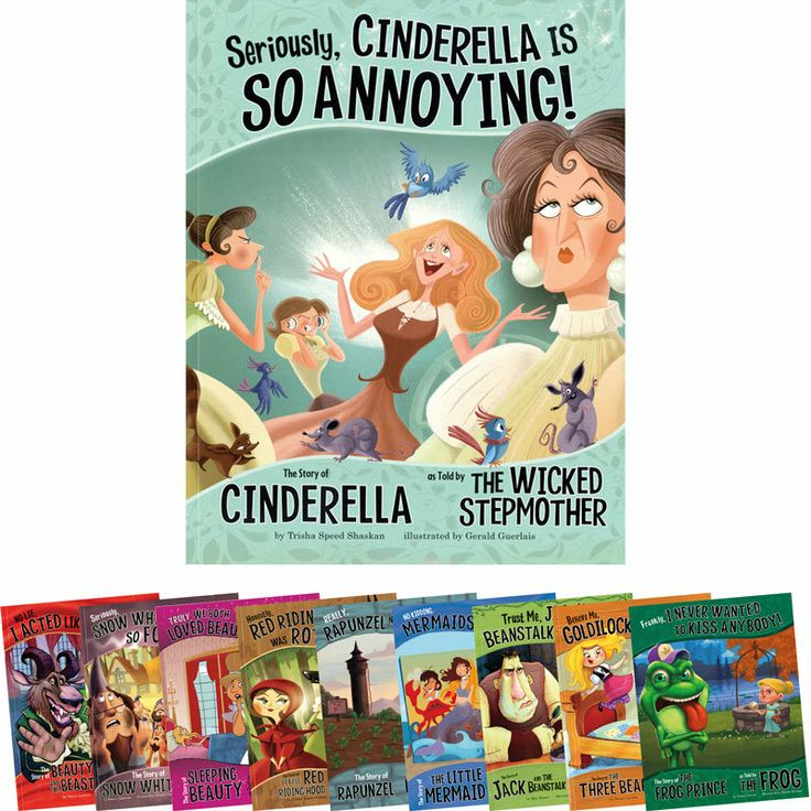Pros and Cons of Exposing Kids to Fairytales