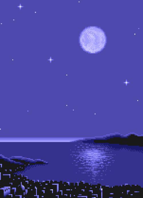 Dicen que si expones una NES a la luz de la Luna Pixelada, no necesitas soplarle a más cartuchos en tu vida…