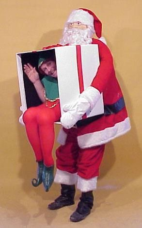 Funny Santa Costume Idea. image number 1 of best christmas ... & Best Christmas Costume Ideas u0026 22 Fun And Quirky Christmas Costume ...