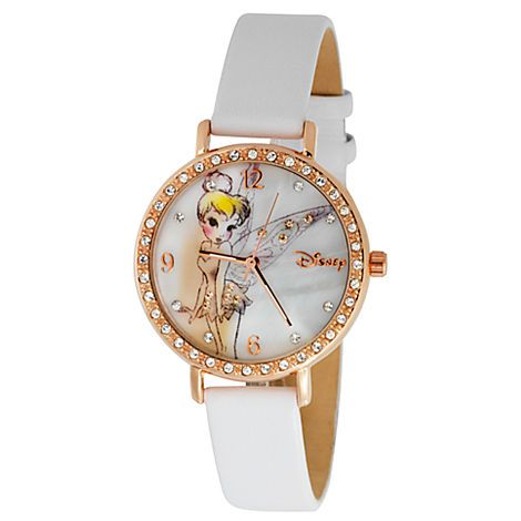 Tinker Bell Watch for Women, $44.50 http://www.thesterlingsilver.com/product/anne-klein-womens-quartz-watch-with-rose-gold-dial-analogue-display-and-pink-ceramic-bracelet-akn1018pmlp/ http://www.thesterlingsilver.com/product/michael-kors-mk5930-45mm-gold-