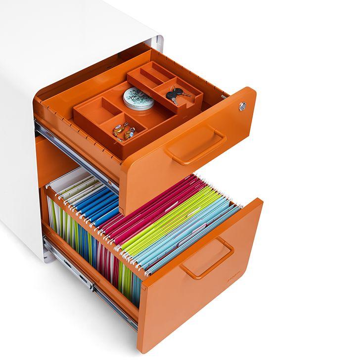 49 best orange images on pinterest modern offices. Black Bedroom Furniture Sets. Home Design Ideas