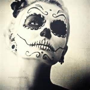 Sugar Skull Makeup. | Makeup
