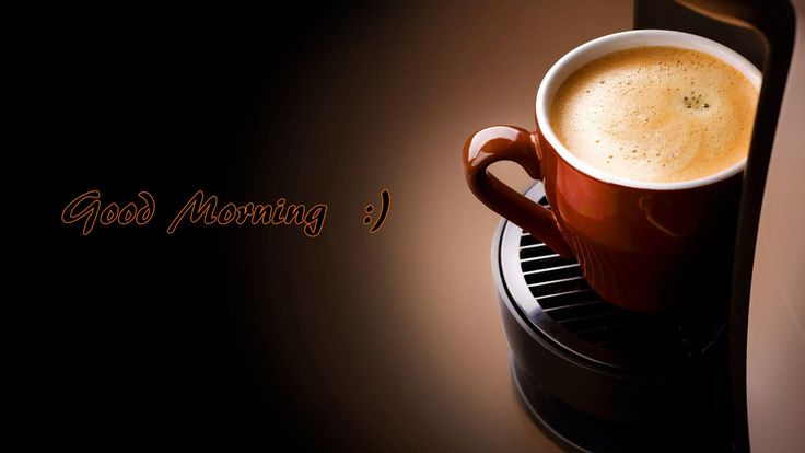Good Morning Coffee Love Quotes