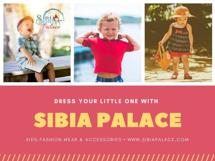 Welcome to Sibia Palace Online Kids Fashion Store Australia. Shop Kids Clothing Online. Browse the Latest Designs Of Cloths, Pants, Tops, Birthday Dress & Accessories.
