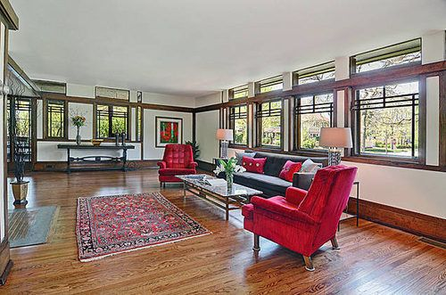 Wright's Hunt House, Quintessential Prairie, Yours for $700K - Wright Stuff - Curbed Chicago