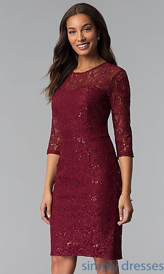 Cocktail Dresses 2018 Pinterest