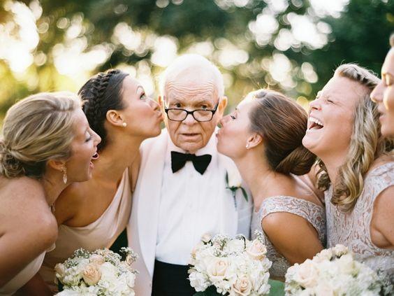 Jak okazać Dziadkom swoją miłość i szacunek w dniu Waszego ślubu? Oto kilka wskazówek.