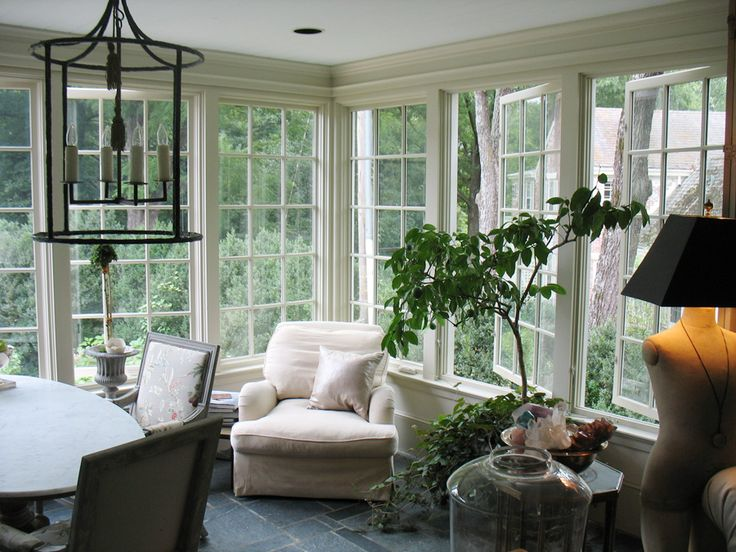 15 best ideas about sunroom windows on pinterest for Window covering ideas for sunrooms