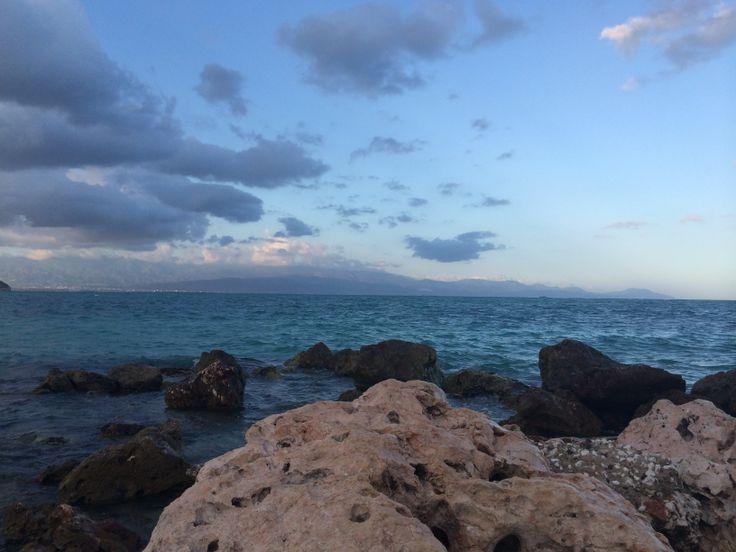 Beautiful evening at the beach, Portmore Jamaica