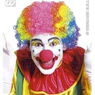 Accesorizeaza-ti costumul de clovn sau asigurati o prezenta amuzanta la o petrecere de copii cu o peruca colorata sau tematica. Poti alege o peruca de culoare galbena, portocalie, mov, rosie, verde, portocalie, roz sau intr-o explozie de culori. Sau de ce nu o peruca tematica pentru petrecerile de Halloween pentru copii si adolescenti? Perucile sunt create pentru fete si baieti cu varsta intre 3 si 16 ani.