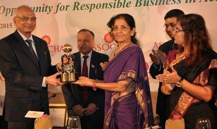 #JubilantLifeSciences wins #ASSOCHAM's Award 2014-15 #ShyamsundarBang #Assocham #ASSOCHAMAward #ExcellenceAward #Healthcare #Jubilant #NirmalaSitharaman http://pocketnewsalert.blogspot.in/2015/02/jubilant-life-sciences-wins-assochams-award-2014-15-shyamsundar-bang.html