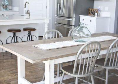 Mesas de cocina para todos los gustos