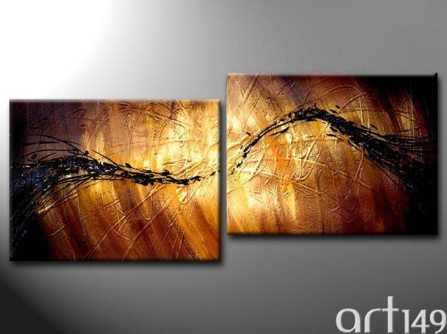 Abstract schilderij 4684