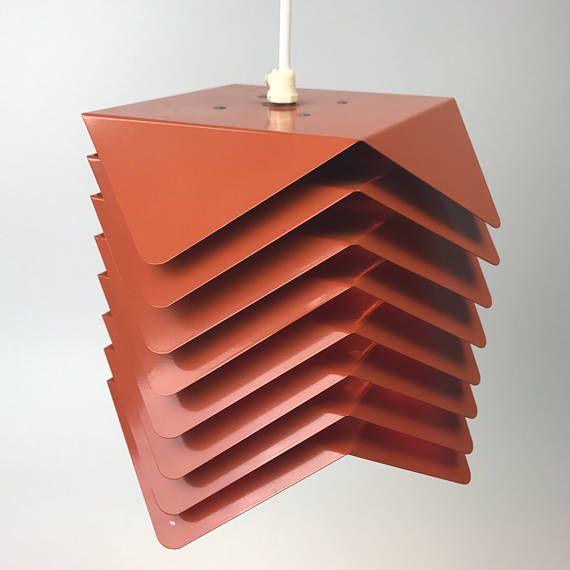 Very rare danish LYFA ceiling light by Simon Henningsen