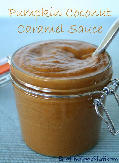 Pumpkin Coconut Caramel Sauce and a review of Vegan Slow Cooking for Two