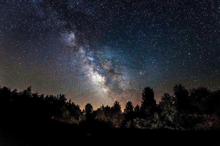 Last Night Under the Milky Way | by Sky Noir