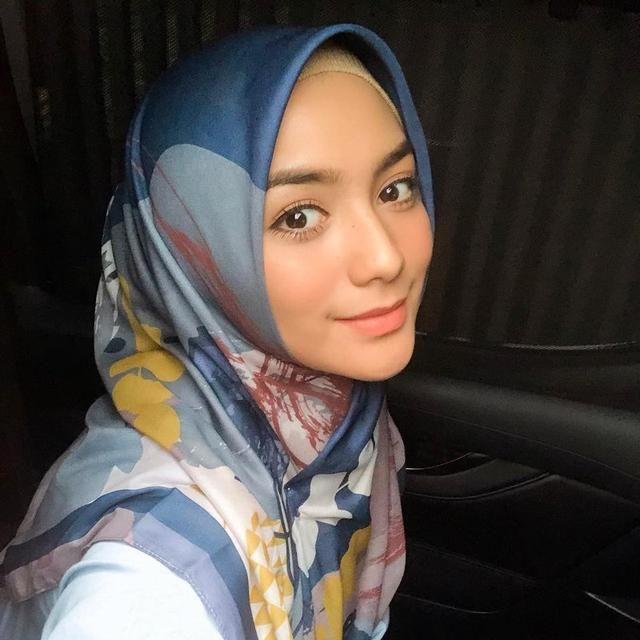 Tutorial Hijab Citra Kirana