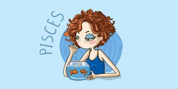 Foto Kata Kata Zodiak Pisces Di 2020 Dengan Gambar Pisces
