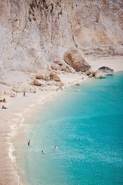 Porto Katsiki, Lefkada, Greece ~ Travels Spot