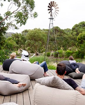 Eco Outdoor - Furniture - Beanbags + Cushions - Byron