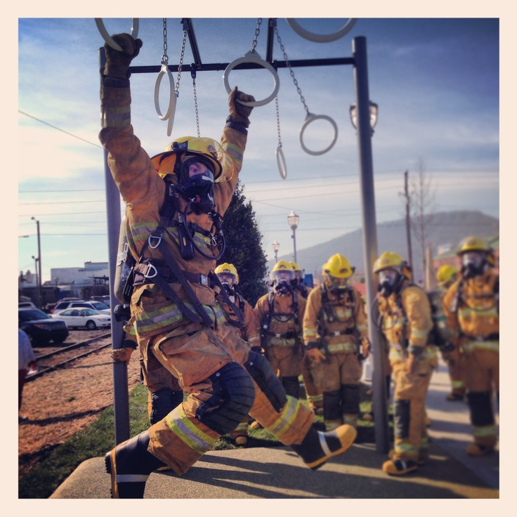 Firefit training day