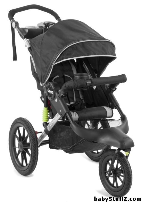 Jeep Adventure Jogging Stroller Black - Top 5 Jogging Stollers #BabyJogger…