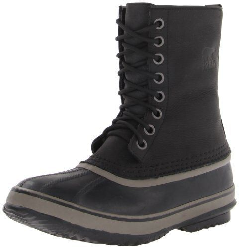 Sorel Men's 1964 Premium T Snow Boot,Black,8 M US - http://authenticboots.com/sorel-mens-1964-premium-t-snow-bootblack8-m-us/