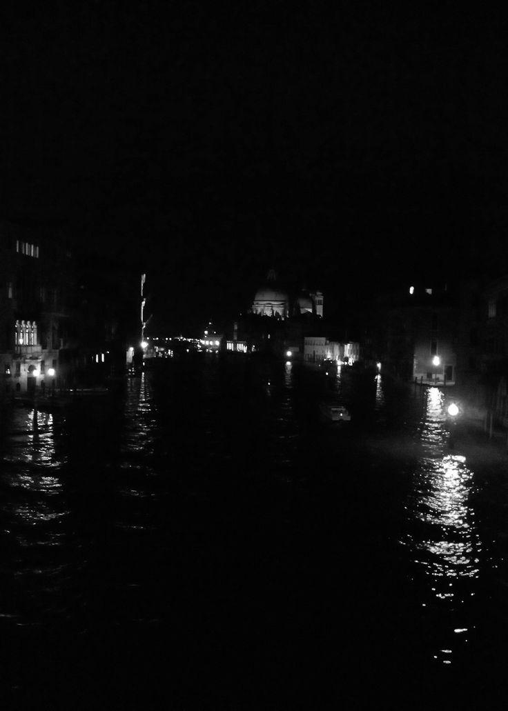 Grand Canal, reflet lumière sur eau