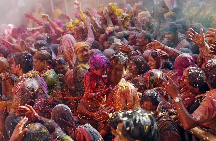 An analysis of holi in hindus