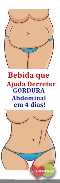 Bebida que Ajuda Derreter GORDURA Abdominal em 4 dias! #dicasdebeleza, #dicas, #emagrecercomsaude, #curanatural, #dicasdesaúde, #saúde, #saudeebemestar, #gordura, #beleza