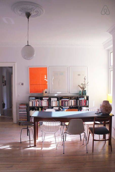 Schau Dir dieses großartige Inserat bei Airbnb an: Modern family apartment in B…