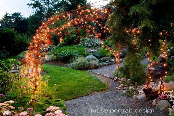 Twin Willow Gardens Snohomish Wedding Tour | Weddings in ...