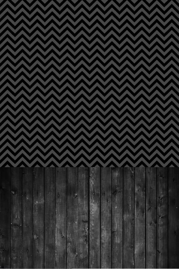 >> Click to Buy << HUAYI Vintage Dark Black chevron and wood floor Photography Newborn Backdrop XT4380 #Affiliate
