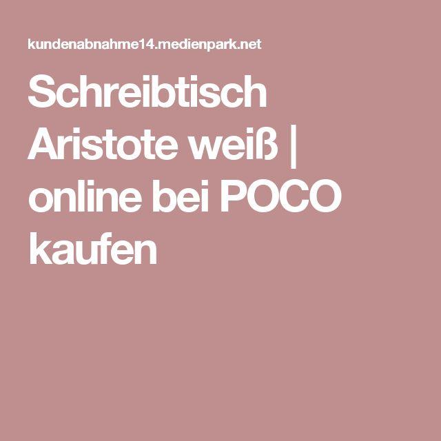 Schreibtisch Aristote weiß | online bei POCO kaufen